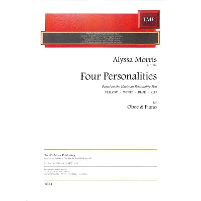 four-personalities
