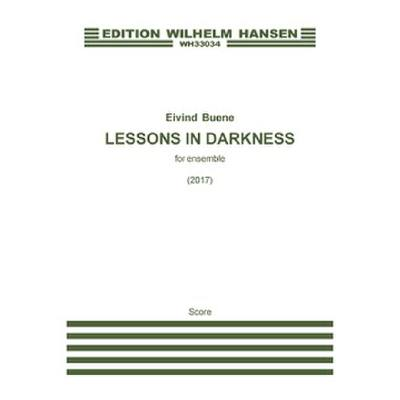 Lessons in darkness