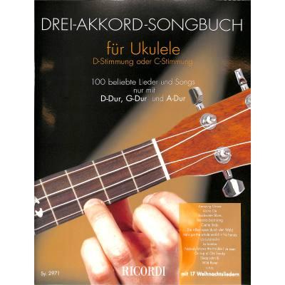 3 Akkord Songbuch
