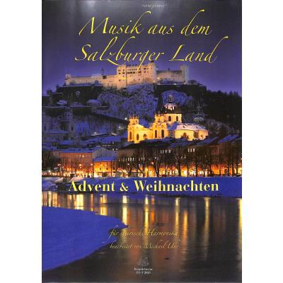 Musik aus dem Salzburger Land | Advent + Weihna...