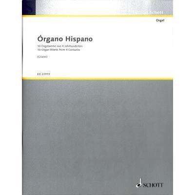 organo-hispano