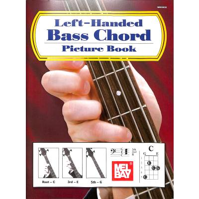 Left hand bass chord picture book