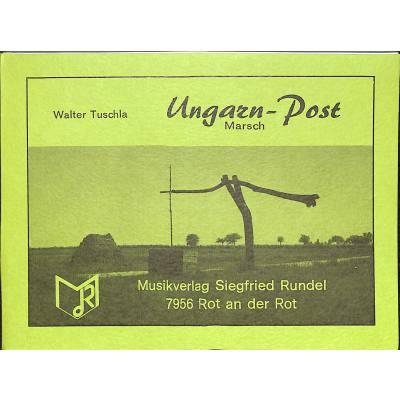 ungarn-post