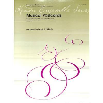 Musical postcards