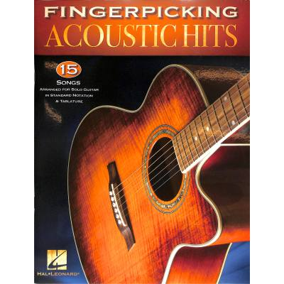 Fingerpicking acoustic hits