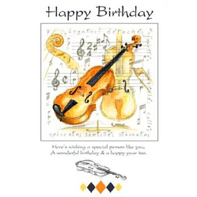 doppelkarte-violine-doppelkarte-happy-birthday