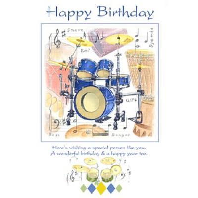 doppelkarte-schlagzeug-doppelkarte-happy-birthday