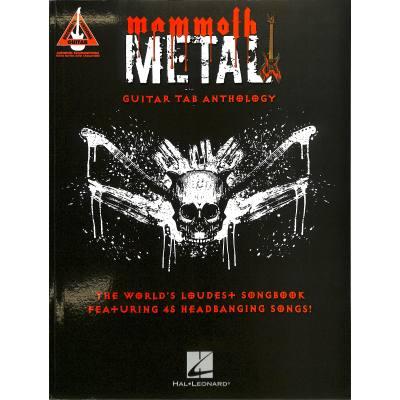 mammoth-metal, 36.00 EUR @ notenbuch-de