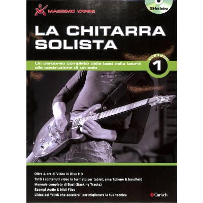 La chitarra solista 1