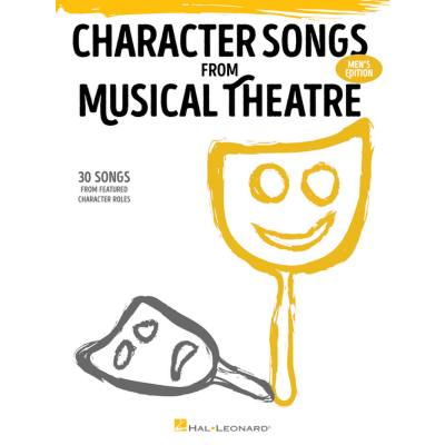 Character songs from musical theatre