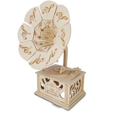 holz-grammophon-puzzle