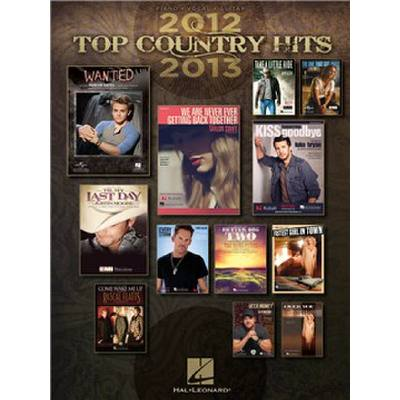 top-country-hits-2012-2013