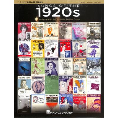 songs-of-the-1920-s, 29.95 EUR @ notenbuch-de
