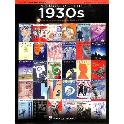 songs-of-the-1930-s