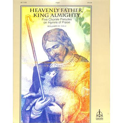 heavenly-father-king-almighty, 18.95 EUR @ notenbuch-de