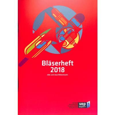 blaserheft-2018