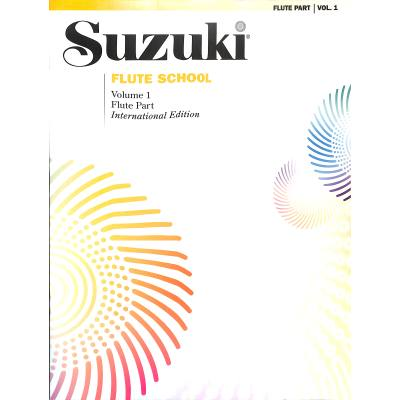 suzuki-flute-school-1-international-edition