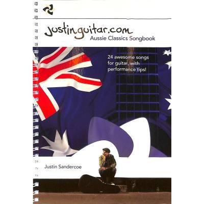justinguitar-com-aussie-classics-songbook, 18.50 EUR @ notenbuch-de