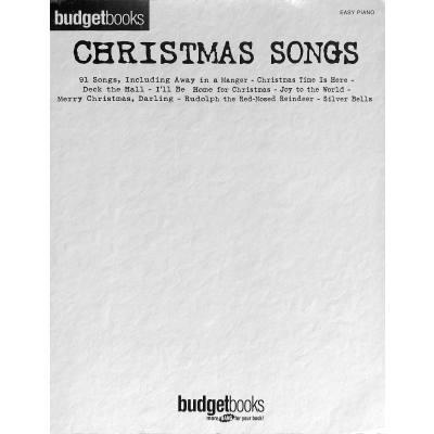 budget-books-christmas-songs
