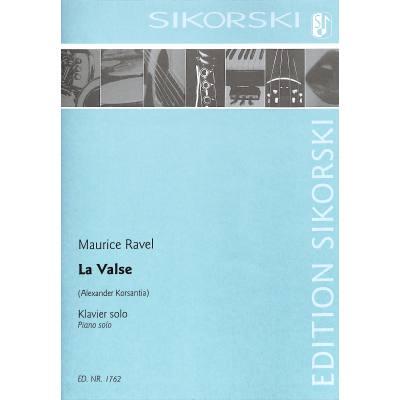 la-valse, 22.50 EUR @ notenbuch-de