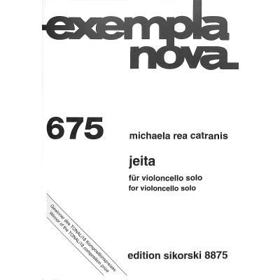 jeita, 14.50 EUR @ notenbuch-de