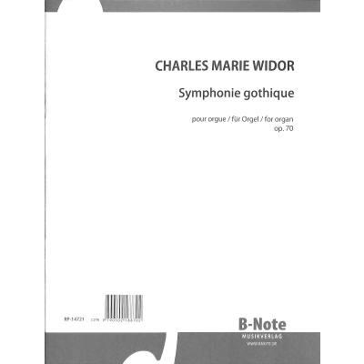 sinfonie-gothique-op-70, 12.80 EUR @ notenbuch-de