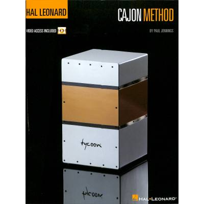 hal-leonard-cajon-method