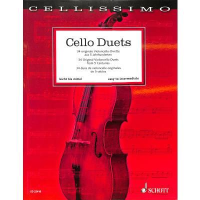 cello-duets