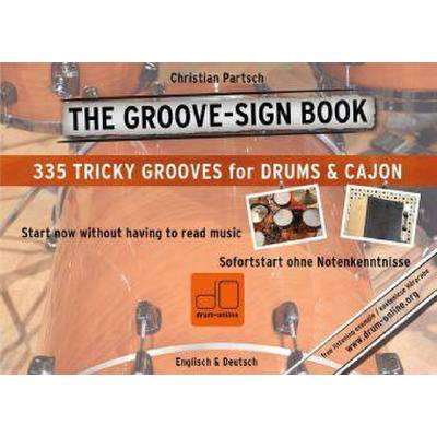 the-groove-sign-book