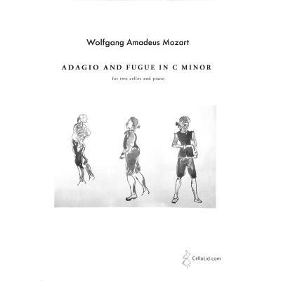 Adagio + Fuge c-moll KV 546