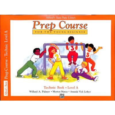 prep-course-technic-book-level-a, 7.95 EUR @ notenbuch-de