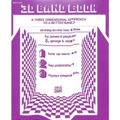 3-d-band-book