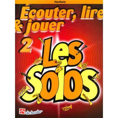 ecouter-lire-jouer-2-les-solos, 13.50 EUR @ notenbuch-de