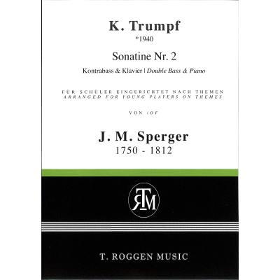 sonatine-2, 17.00 EUR @ notenbuch-de