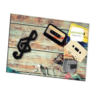 brixies-violinschlussel-mit-postkarte-steckbausteine