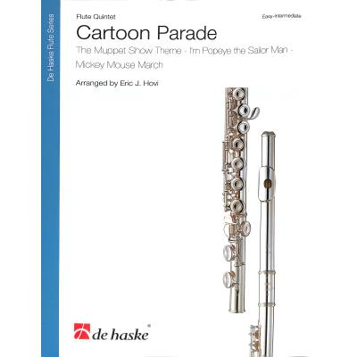 cartoon-parade