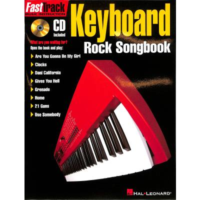 fast-track-rock-songbook