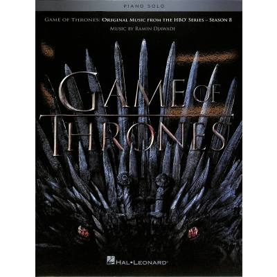 game-of-thrones-season-8, 21.40 EUR @ notenbuch-de