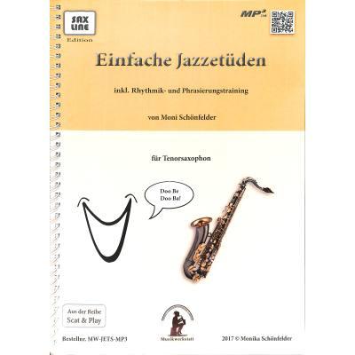 einfache-jazzetuden