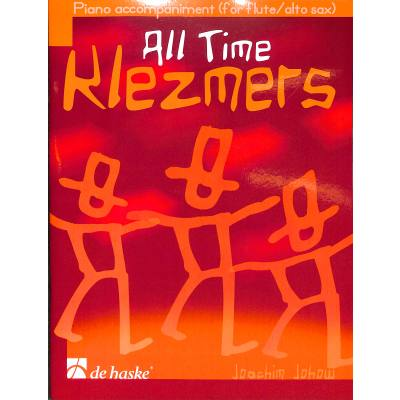 all-time-klezmers, 14.00 EUR @ notenbuch-de