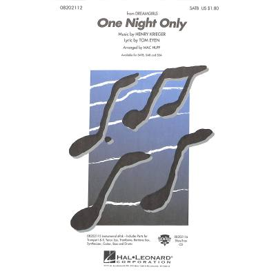 one-night-only