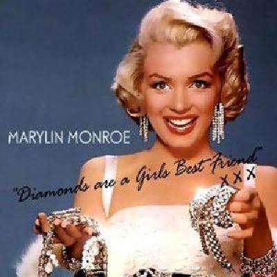 Diamonds Are A Girl´s Best Friend (from Gentlem...