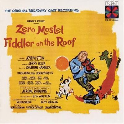 Miracle Of Miracles (from Fiddler On The Roof) ...