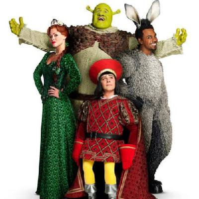 Who I´d Be (from ´Shrek The Musical´) Jeanine T...