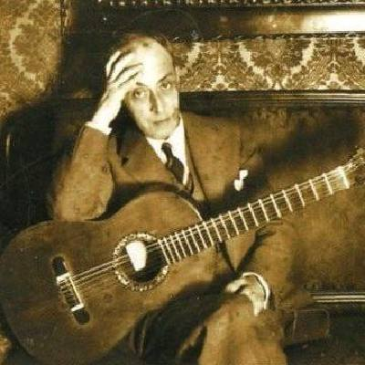 Dos Piezas Paraguitarra (Bolero & El Majo)