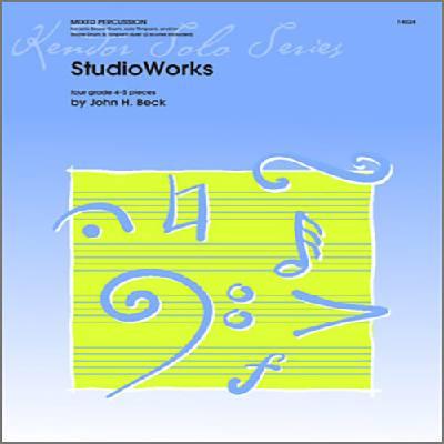studioworks, 24.99 EUR @ notenbuch-de