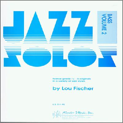 jazz-solos-for-bass-volume-2, 12.99 EUR @ notenbuch-de