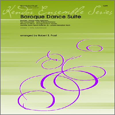 baroque-dance-suite, 7.99 EUR @ notenbuch-de