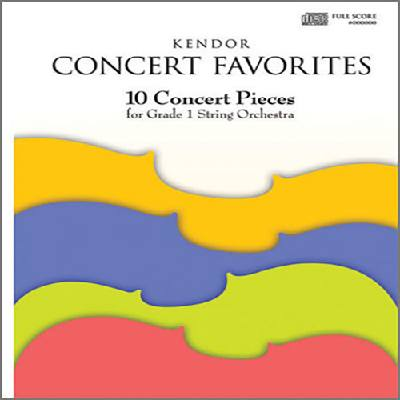 kendor-concert-favorites-2nd-violin