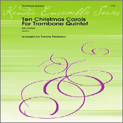 ten-christmas-carols-for-trombone-quintet-bass-trombone